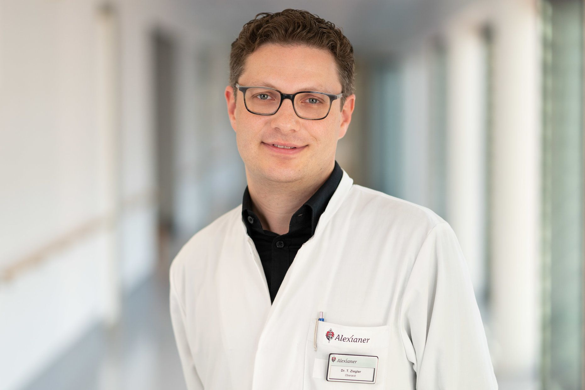Oberarzt Dr. med. Timo Ziegler