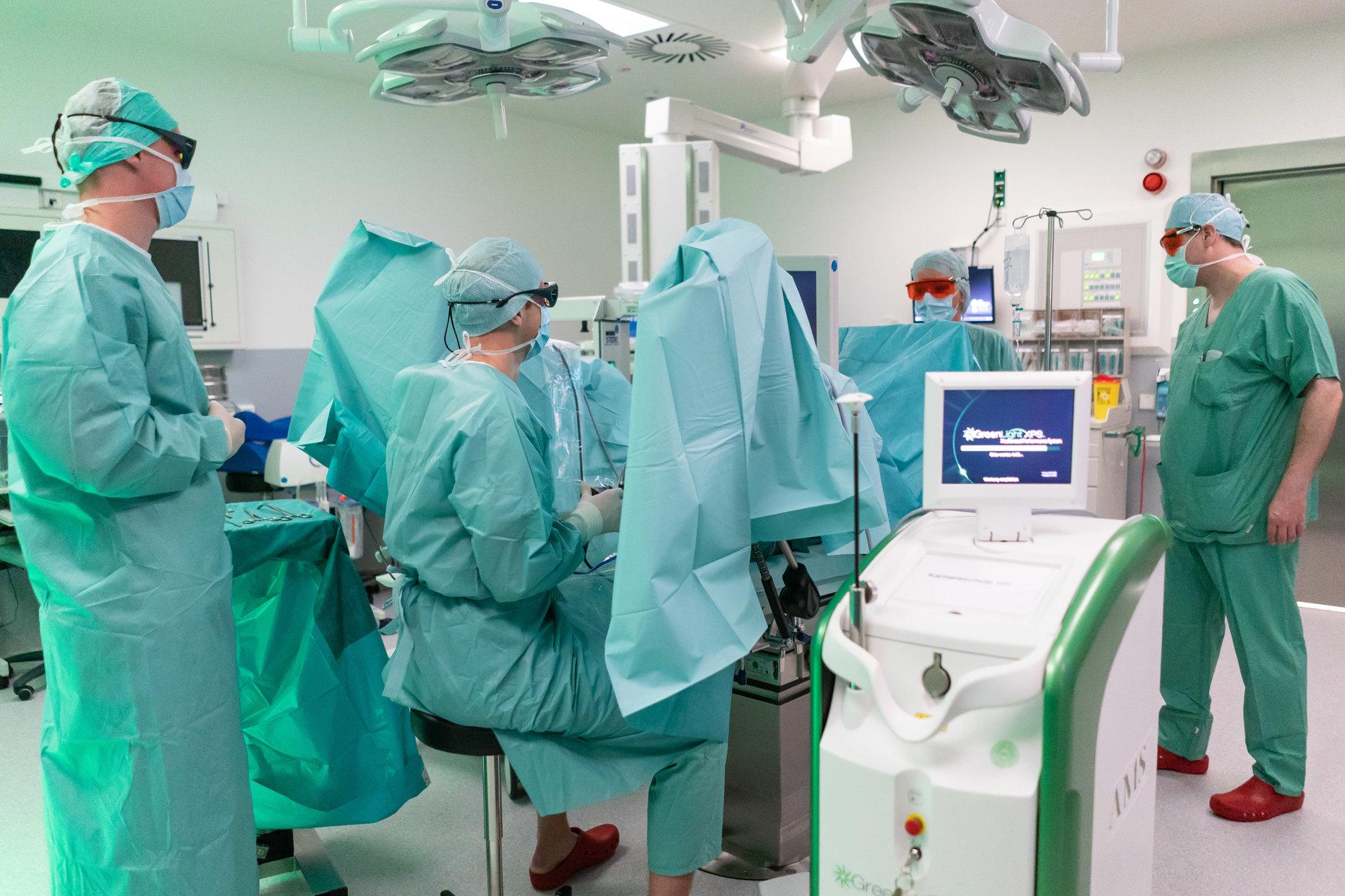 green laser prostata berlin